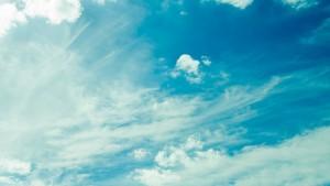 Z2 Cielo Azzurro Blue Sky Sfondo Desktop Hd Wallpaper Summer Estate